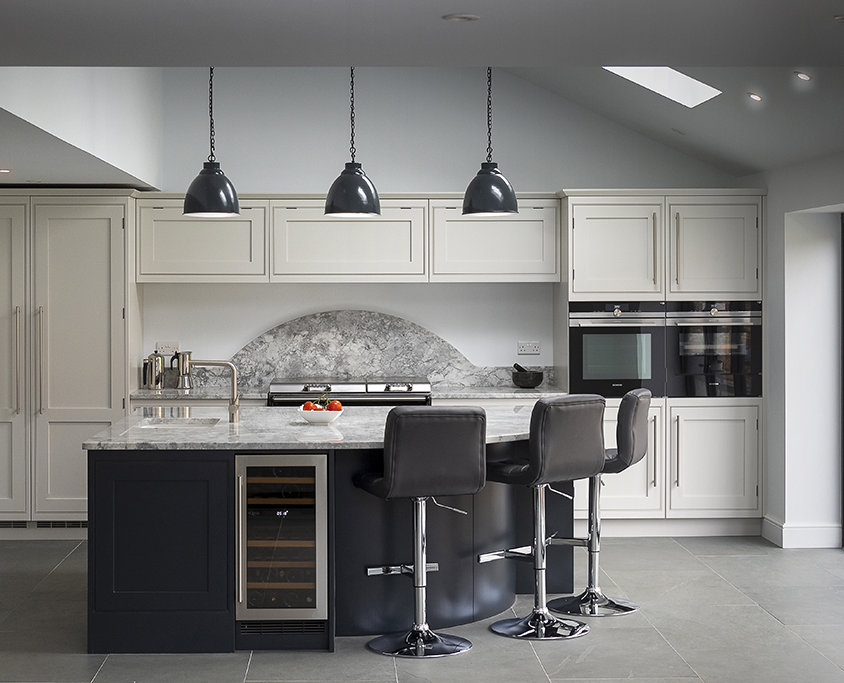 Contemporary Kitchen – Northrepps