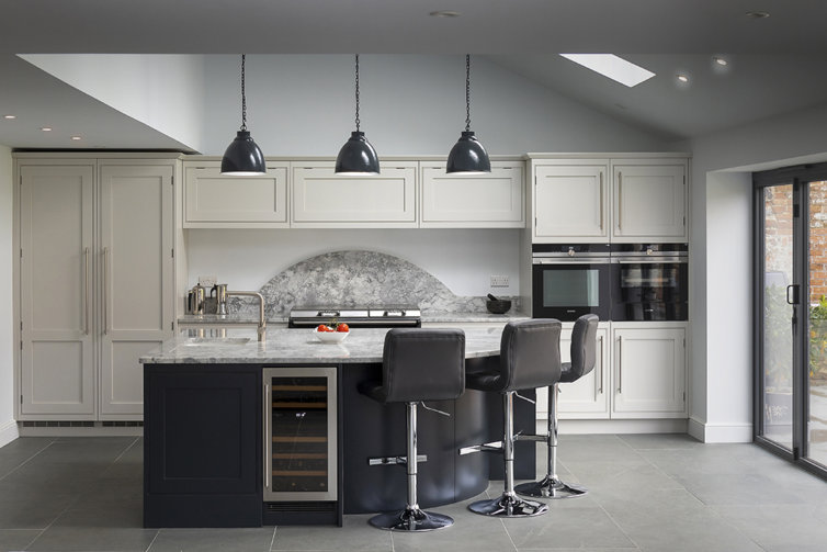 Contemporary Kitchen – Northrepps
