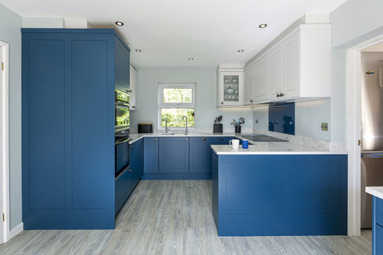 Compact Bespoke Kitchen