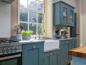 Handmade luxury kitchen, norfolk