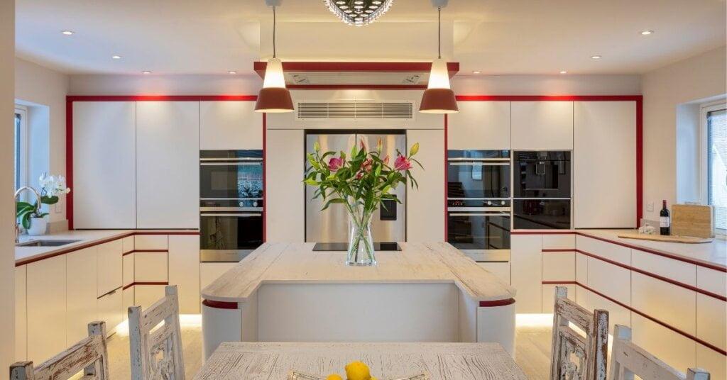 pendant lighting 2021 kitchen trend kestrel kitchens