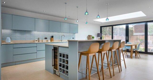 Modern kitchen colour trends