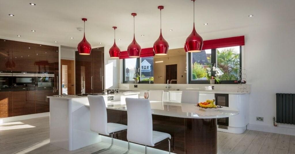 Kitchen dining - Kestrel Kitchens