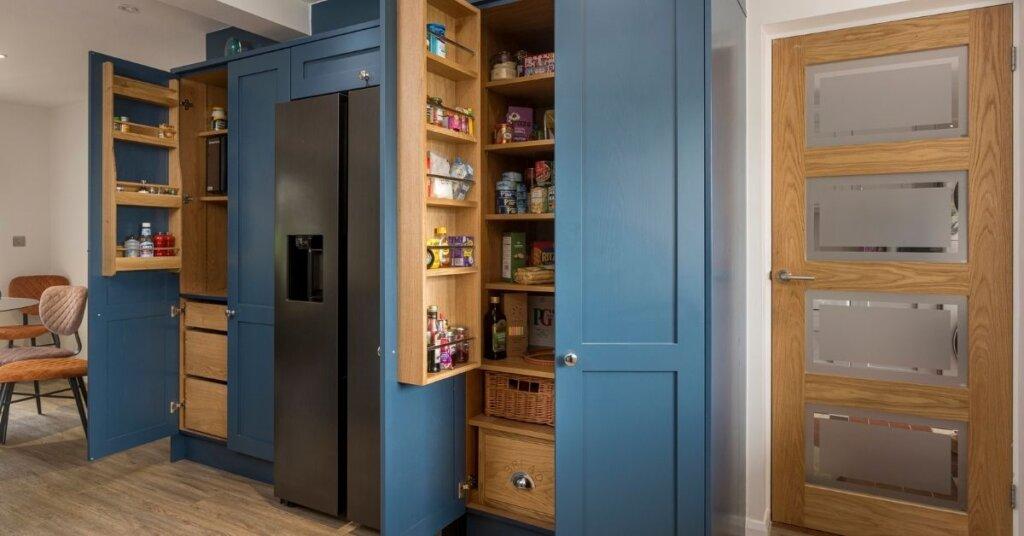 Storage solutions - kestrel kitchens
