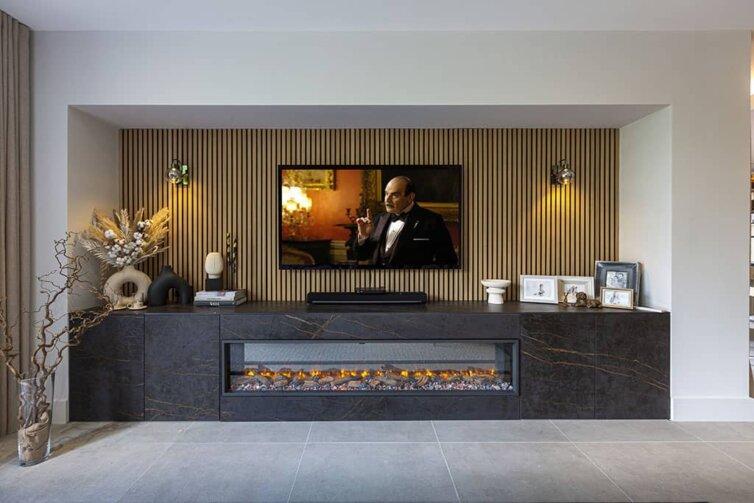 Luxurious Lounge Renovation