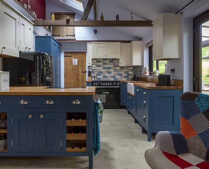 Inspiring Cottage Kitchen Design