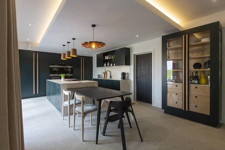 Modern Scandi-inspired Kitchen Design