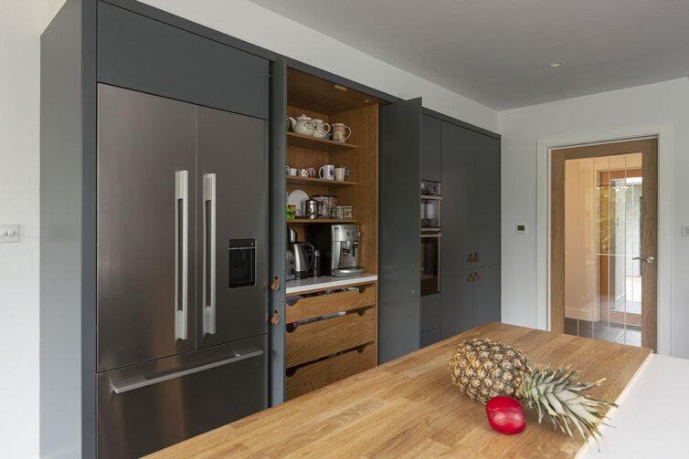 Unique Contemporary Kitchen Design