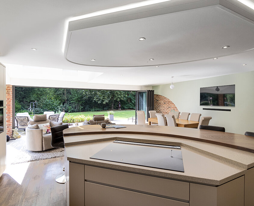 Stunning Open-plan Kitchen Design