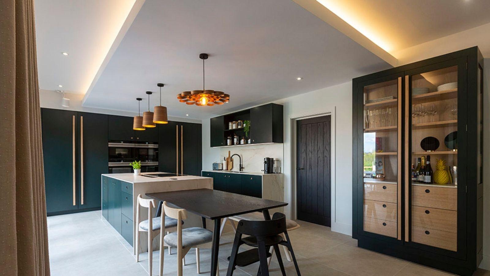 What's trending in kitchen lighting - Kestrel Kitchens